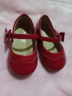 Sugar kids red shoes