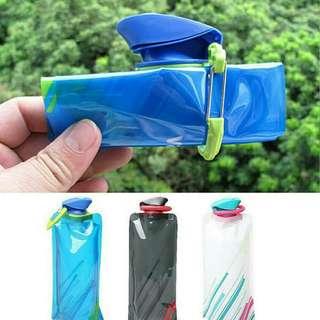 700ml Foldable Water Bottle Pouch