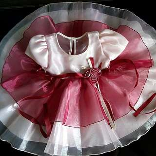 Sweet & Lovely Baby Dress