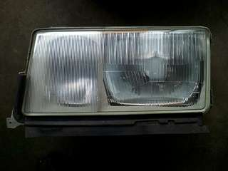 Mercedes 190E W201 Headlamp