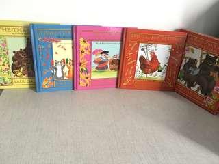 Kids Story Books Age 1-5