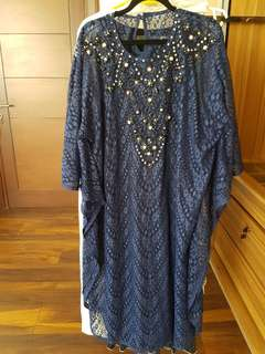 Kaftan embroidery