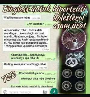 Bioglas mini eceran 😁 alat minuman hexagonal