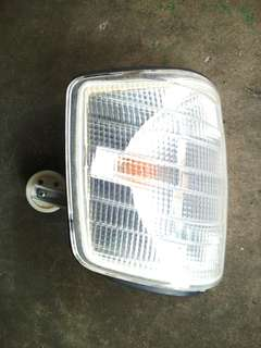 Mercedes 190E W201 Signal Light (White)