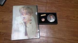 Jihoon Badge Set One: The World