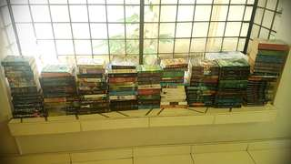 REPRICED! SALE! Assorted Books and Series (old and new, paper back and hard bound, Php100 per book but if in a series you need to get all books in the series)