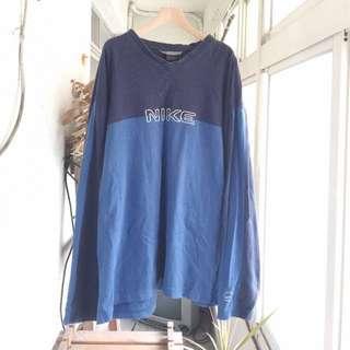 日本🇯🇵 古著 / Vintage Nike 刺繡 LOGO XXL 上衣