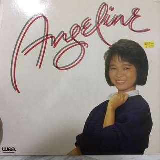 Angeline vinyl record