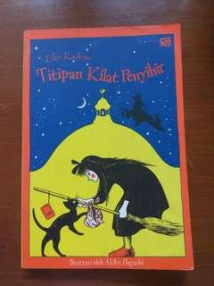 Novel anak 'titipan kilat penyihir'