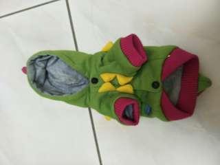 🚚 小型犬恐龍衣服xs