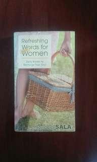 Inspirational book for women