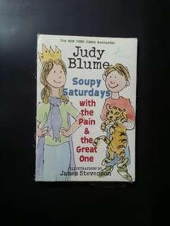 Soupy Saturdays by Judy Blume