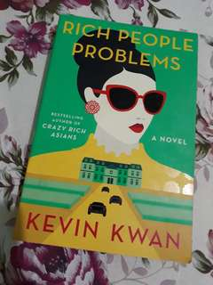 Kevin kwan Rich People Problems