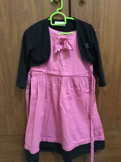 Buy 1 Free 1 Used Girl's Dress (Free Postage)