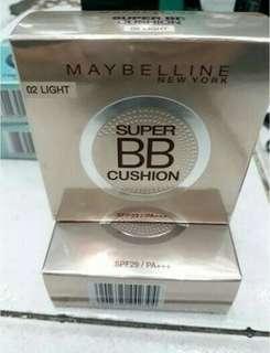 Maybeline super bb cushion 02 ligh
