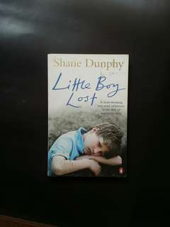 Little Boy Lost by Shane Dunphy
