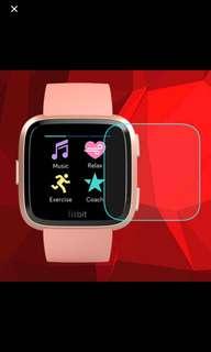 Fitbit Versa Screen Protector