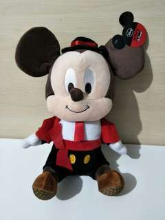 Mickey Mouse Soft Toy $8