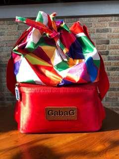 Red Cooler Thermal Bag