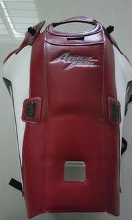 CRF1000L Red Bagster Tank Bra
