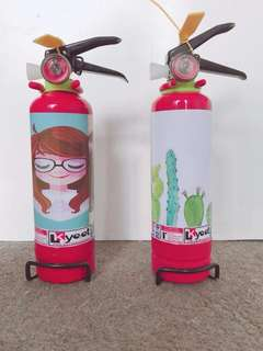 Fire Extinguisher for Cars (Personalized)