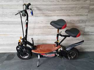 Mobot E-Scooter Xtreme 4