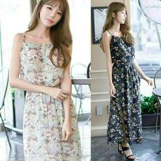 Korean halter dress 👗