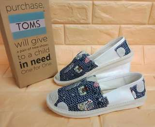 TOMS FOR HER WITH BOX HIGH QUALITY