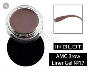 NEW-eyebrow gel
