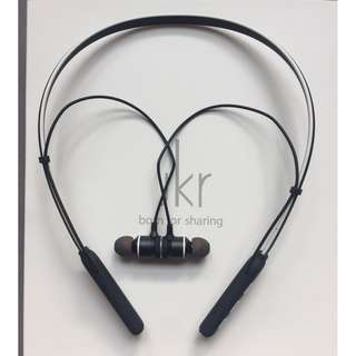 重低音 藍芽耳機 [ Super Bass ] Bluetooth earphone iPhone Android