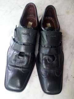 Repricing-Preloved sepatu kulit asli merk Bonette Calzature buatan Spanyol