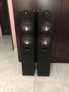 Mordaunt Short Mezzo 6 Floor Standing Speakers