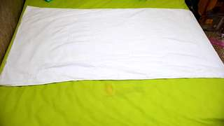 Huge Thick Towel or  Blanket . Terry Cotton