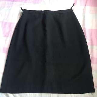 Black Skirt for Office
