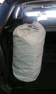 Car cover for SUV