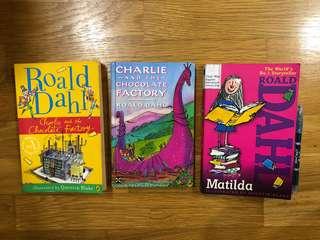 Roald Dahl Children Books