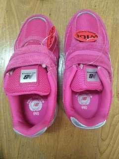 🚚 全新 NB童鞋 18.5cm