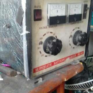Caj bateri kereta 48v