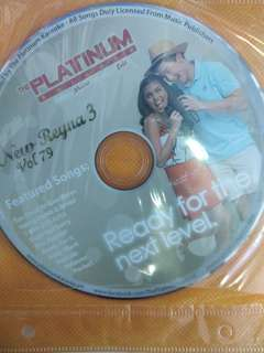 Vol 79 cd for Reyna 3
