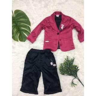 Disney Princess Jacket & Pants