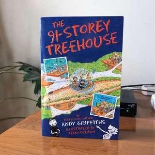 91-Storey Treehouse (Brand New)