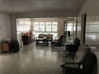 5-room flat for rent - Boon Lay Drive (3 bedrooms)