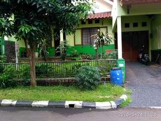 Rumah Mewah Depok Dikontrakan min 2 tahun, 55jt/thn...nego