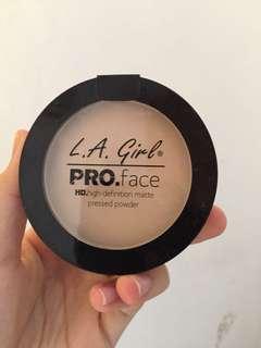 LA Girl HD Matte Face Powder