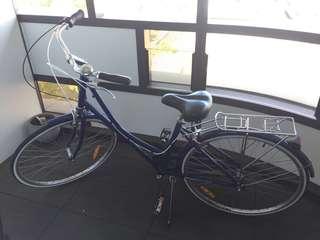 Lightweight Alloy Vintage Ladies Bike