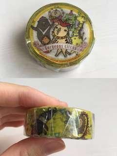 Yarn Ball Circus Masking Tape Washi Tape
