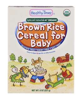 Healthy Times Brown Rice