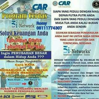 Peluang income dahsyat dari bisnis 3i network resmi CAR Salim grup