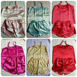 Sleepwear Terno - Medium