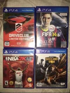 Cheap PS4 CDs